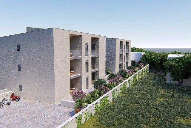 Apartment mit zwei Schlafzimmern und Meerblick - neue