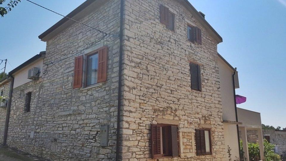Kamena istarska kuća u blizini Umaga