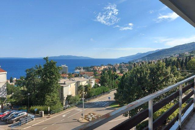 Opatija- Wohnung mit Meerblick - tolle Gelegenheit
