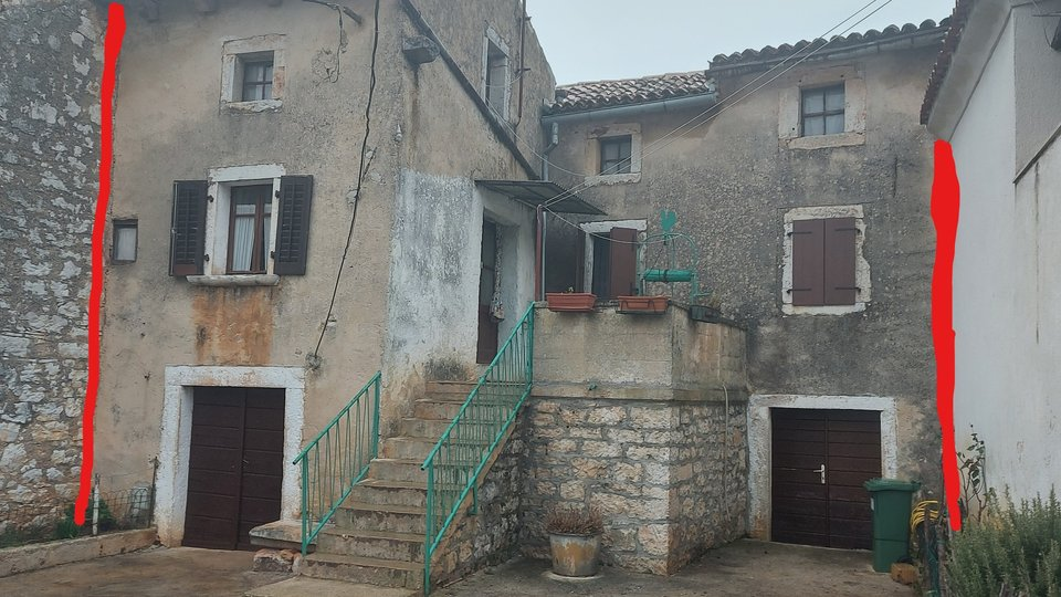 Stone Istrian house in the heart of Istria