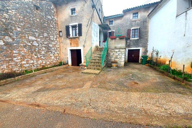 Kamena istarska kuća u srcu Istre