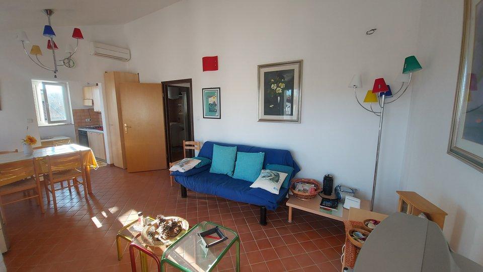 Apartment near the beach and the sea in Karigador